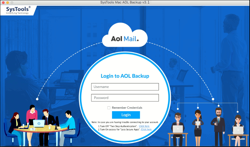 AOL Backup : Tool To Download AOL Emails to Hard Drive for